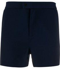 ron dorff tennis shorts - blue