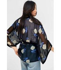 kimono melania