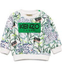 jake bb sweat-shirt trui multi/patroon kenzo