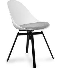 stylowe krzesło obrotowe logi