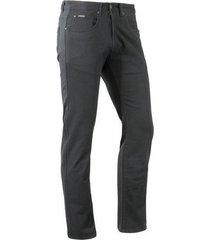 brams paris heren jeans stretch lengte 34 hugo - antraciet