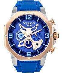 reloj mulco para mujer - m10 105 ladies  mw-5-3741-043