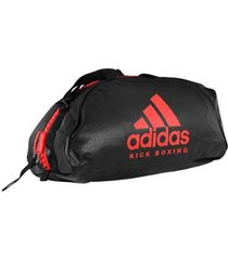 bolsa mochila adidas kick boxing 2in1 essential 65l
