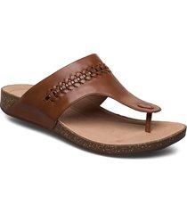 un perri vibe shoes summer shoes flat sandals brun clarks