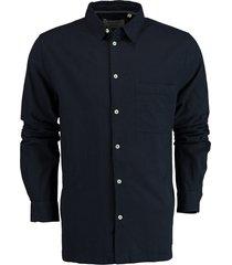 anerkjendt overhemd donkerblauw 9220015/3038