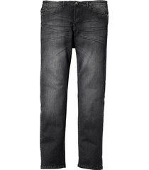 jeans men plus black