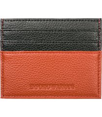 emporio armani sicily credit card holder