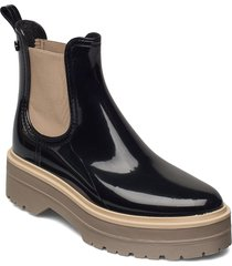 mavis 01 shoes chelsea boots svart lemon jelly