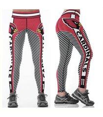 cardinals leggings - #11 women fan gear - high quality - nfl arizona woman gift