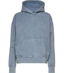 lmc the hoodie lmc copen blue hoodie trui blauw levi's made & crafted