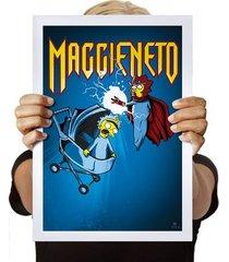poster maggienus