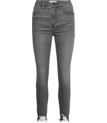 anf womens jeans skinny jeans grå abercrombie & fitch