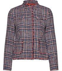 blazer long-sleeve blazers bouclé blazers multi/patroon gerry weber