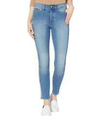 jeans th curve legging azul tommy hilfiger
