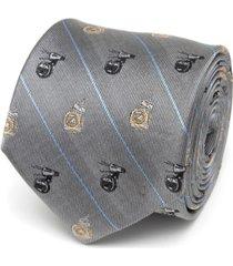 star wars bb-8 and dio men's tie