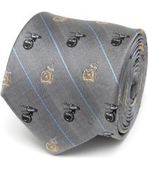 star wars bb-8 and dio men's tie