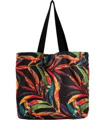 torba plażowa - plażówka africa w liście