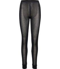 long tights lingerie pantyhose & leggings svart lady avenue
