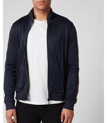 hugo men's damazing sweatshirt - dark blue - xxl
