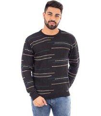 blusão de malha sumaré masculino
