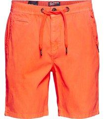 sunscorched short surfshorts orange superdry