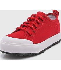 zapatilla roja coca-cola shoes barcelona