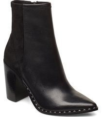 loviren shoes boots ankle boots ankle boots with heel svart aldo