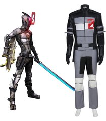 borderlands 2 zero cosplay costume men halloween carnival outfit custom made