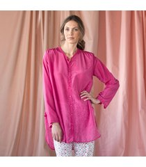 silken serenade night shirt