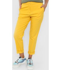 pantalon amarillo tarym
