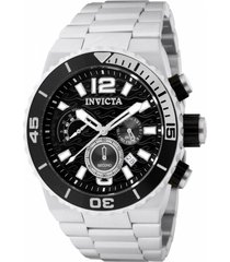 reloj invicta acero modelo 13kh para hombres, colección pro diver
