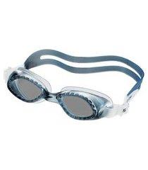 óculos de natação speedo legend cinza