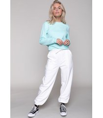 colourful rebel 10460 basic uni sweater mint -