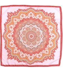 echo 23 mandala square scarf