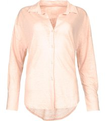 linnen blouse maddy  nude