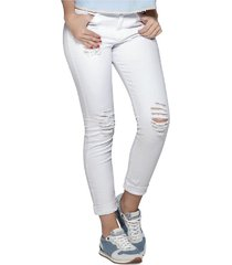 jeans blanco atypical