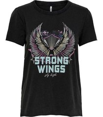 lucy life fit wings top