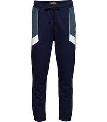 splice trackpant sweatpants mjukisbyxor blå lyle & scott