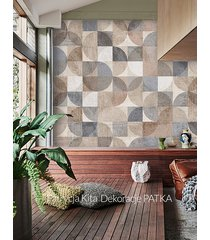 ecological mosaic - fototapeta