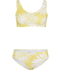 bikini a bustier (set 2 pezzi) (giallo) - bpc bonprix collection