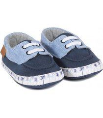 zapato valdearenas azul marino black and blue