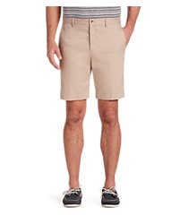 traveler collection tailored fit twill shorts - big & tall clearance by jos. a. bank