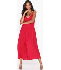 vero moda vmmorning midi dress loose fit dresses
