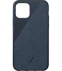 clic canvas iphone 11 pro case - indigo