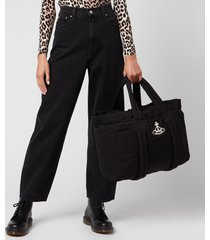 vivienne westwood women's hilary tote bag - black