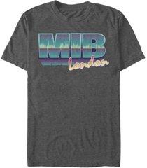 fifth sun men's retro london logo short sleeve t- shirt