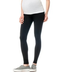 a pea in the pod french terry maternity leggings