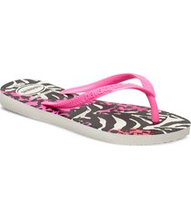 hav slim animals shoes summer shoes flip flops multi/mönstrad havaianas