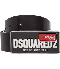 dsquared2 icon belt