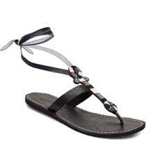 henley flat shoes summer shoes flip flops multi/mönstrad laidback london